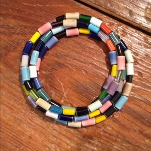accordion bracelet